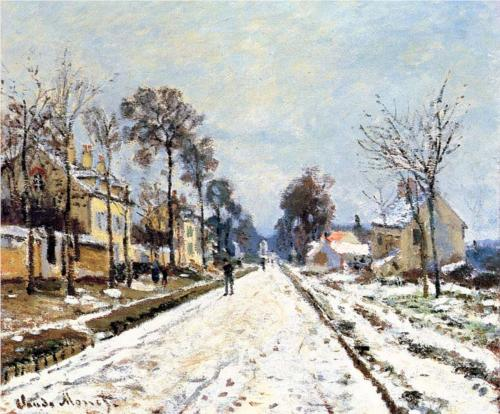 Snow-effect-the-road-to-louveciennes